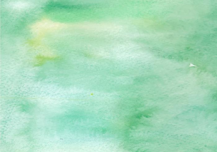 Green Watercolor Vector Texture - Download Free Vector Art, Stock