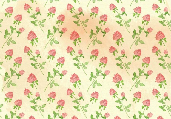 Cute Watercolor Wallpaper Free Vector Watercolor Flowers Background Download Free