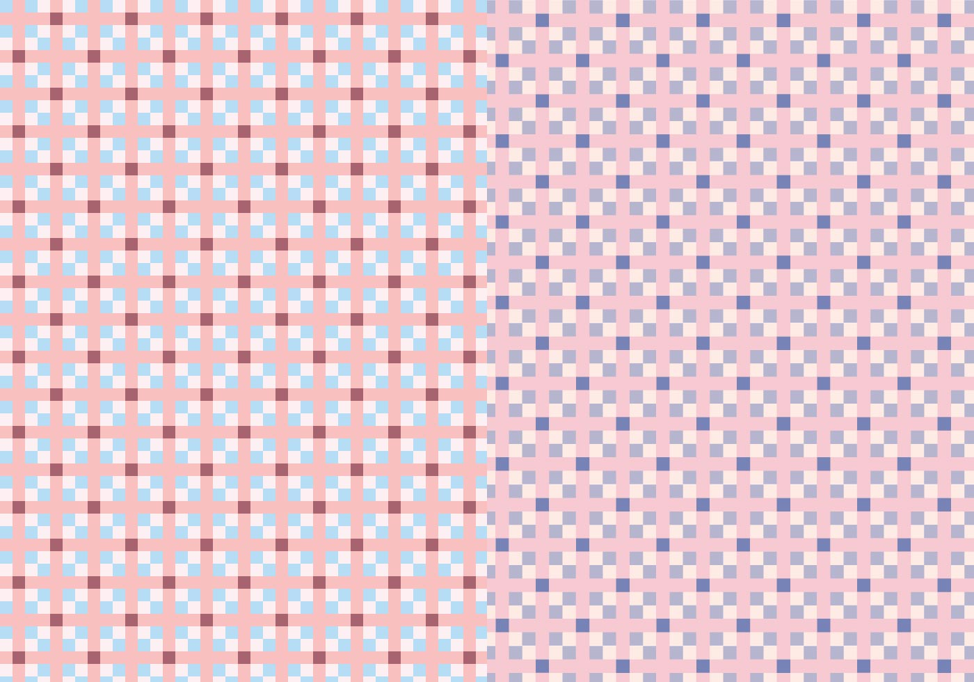 Birthday Background Pink Pink Square Pattern - Download Free Vector Art, Stock