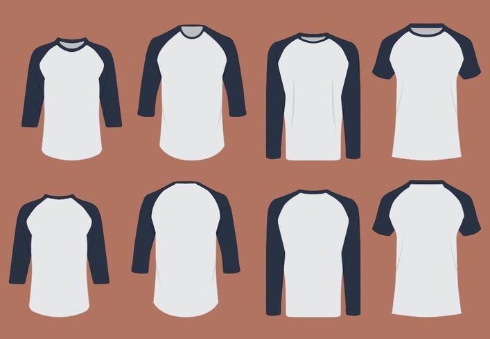 9,000+ T-Shirt Templates Free Vector Art