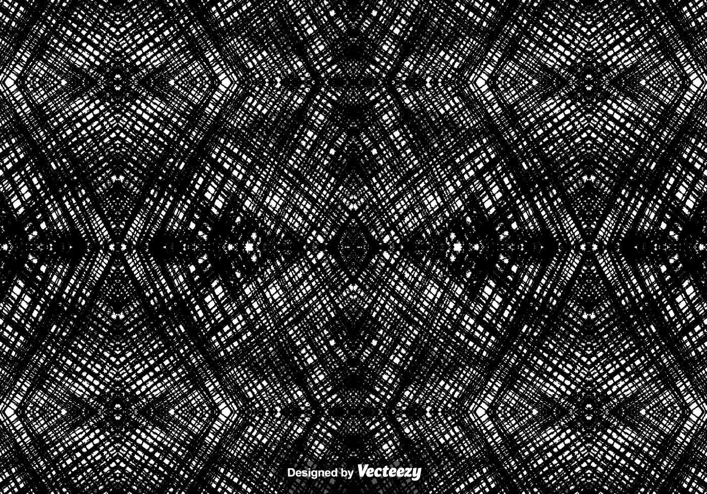 Black Plaid Wallpaper Crosshatch Vector Background Download Free Vector Art