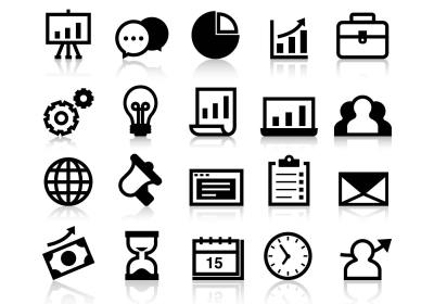 Business Grow Up Icons Vector - Download Free Vector Art, Stock Graphics & Images