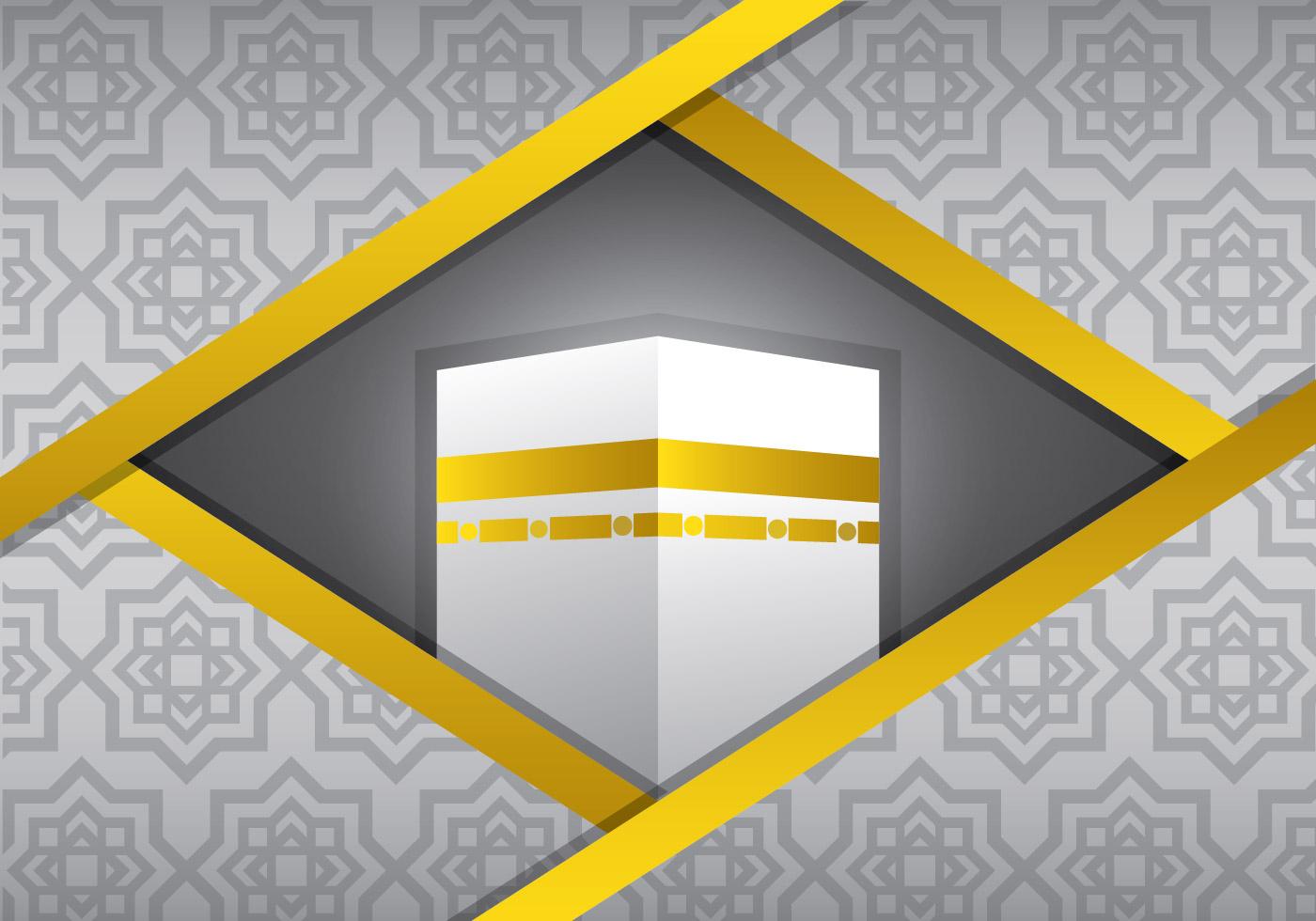 Eid Mubarak Wallpaper 3d Silver Ka Bah Vector Download Free Vector Art Stock