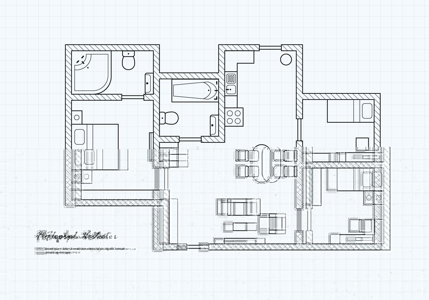electrical floor plan design