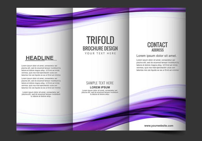 Tri Fold Brochure Free Vector Art - (8899 Free Downloads)