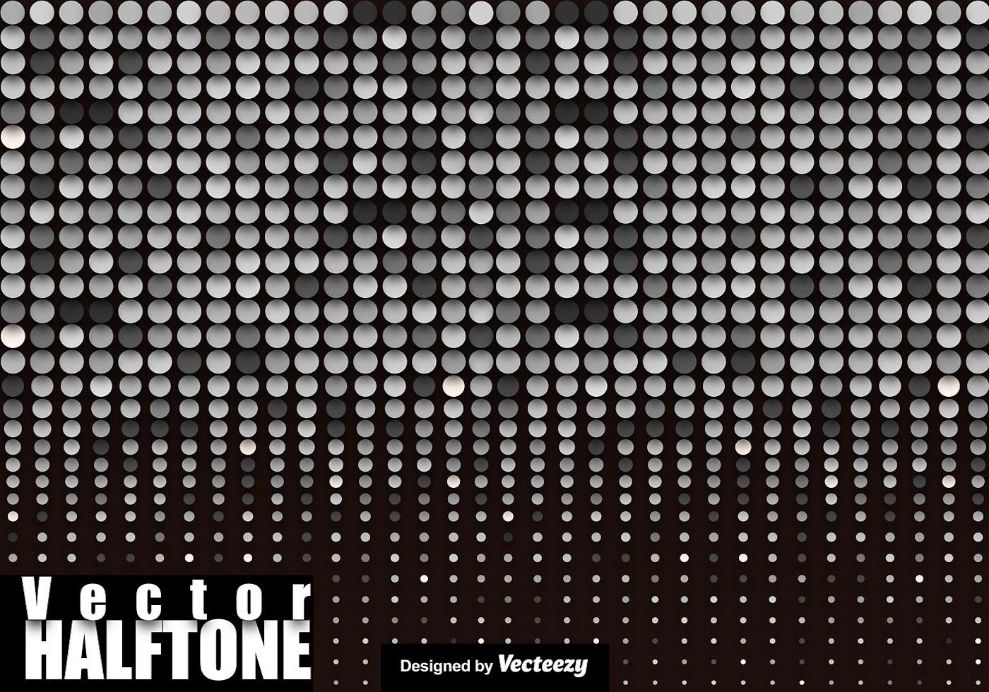 Black Dot Wallpaper Halftone Vector Backgrounds Download Free Vector Art