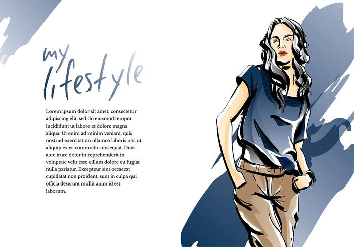 Fashion Free Vector Art - (17460 Free Downloads)