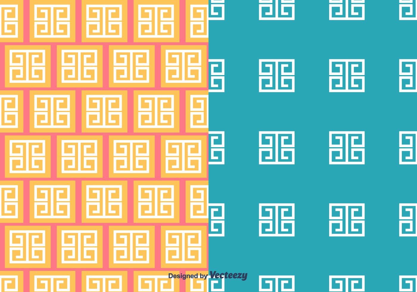 Black Keys Wallpaper Greek Key Pattern Download Free Vector Art Stock