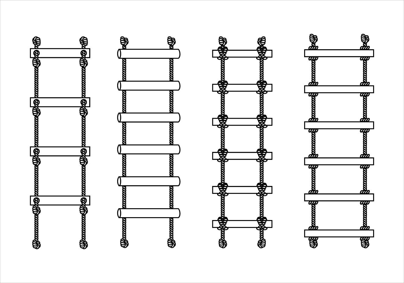 ladder bedradings schema parallel