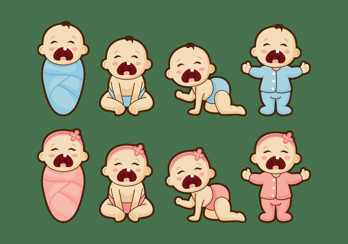 Baby Baby Cartoon