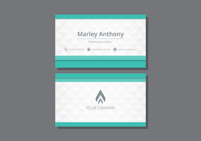 id card template free