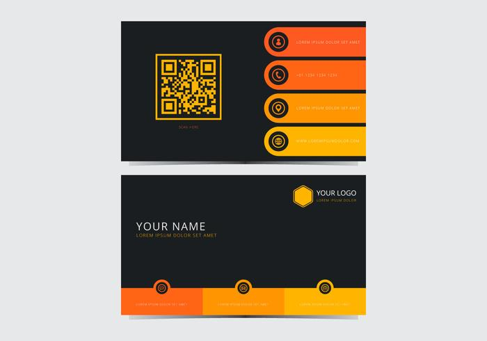 Business Card Free Vector Art - (30668 Free Downloads) - Buisness Card Template