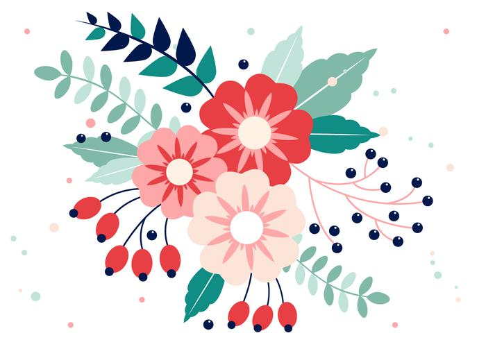 Cute Baby And Mother Wallpaper Vector Spring Flower Design Download Free Vector Art