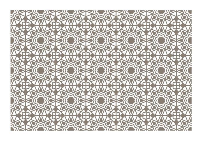 Black Wallpaper Border Seamless Islamic Pattern Vector Download Free Vector Art
