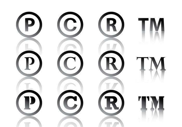Black Copyright Symbol - Download Free Vector Art, Stock Graphics