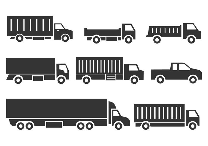 Truck Icons Download Free Vector Art Stock Graphics