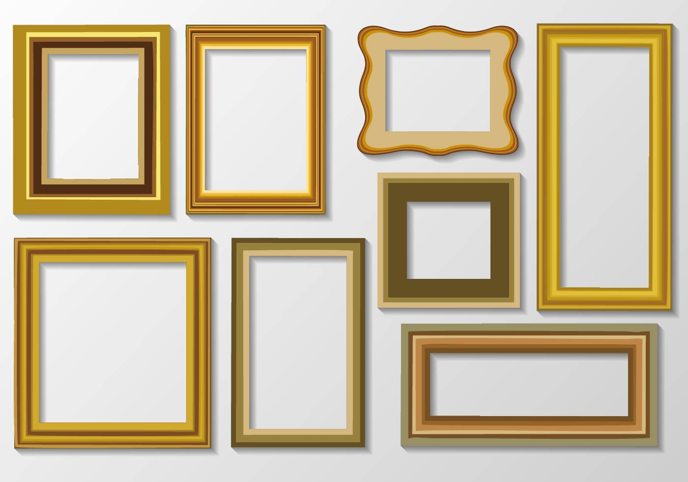 Frames Online Photo Or Art Frame Vector Download Free Vector Art