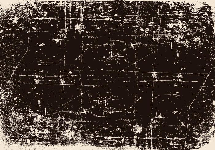 Black Scratched Grunge Background - Download Free Vector Art, Stock