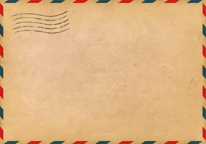 Grunge Air Mail Background - Download Free Vector Art, Stock - mail background