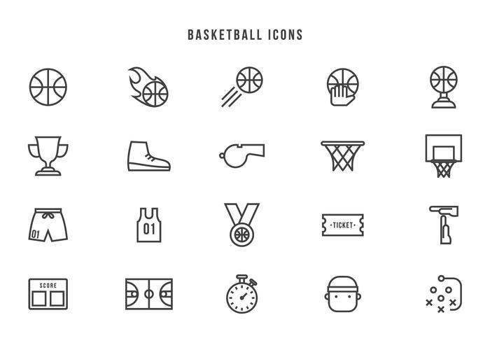 Basketball Hoop Free Vector Art - (701 Free Downloads)