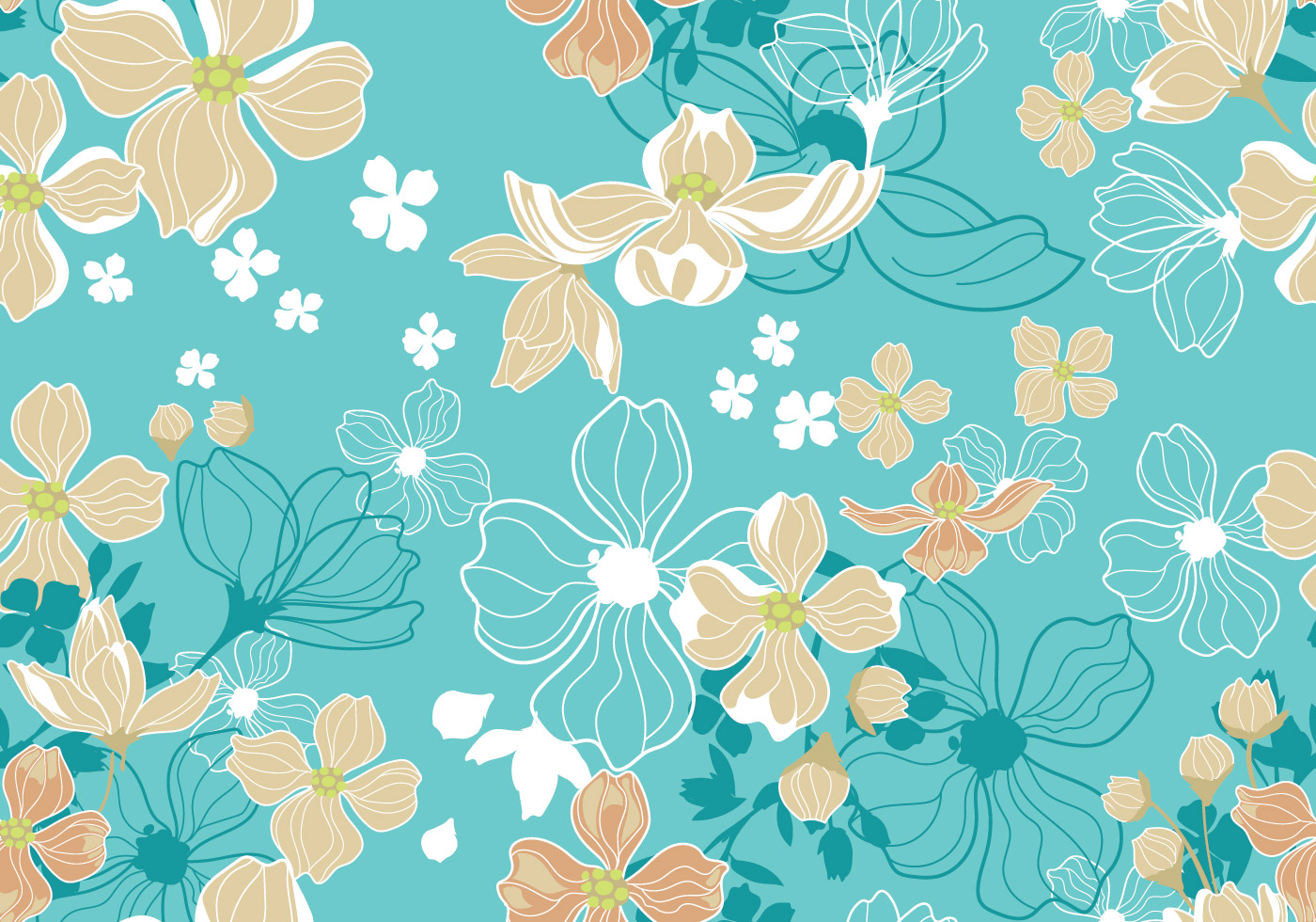 Black Camouflage Wallpaper Dogwood Seamless Pattern Download Free Vector Art Stock