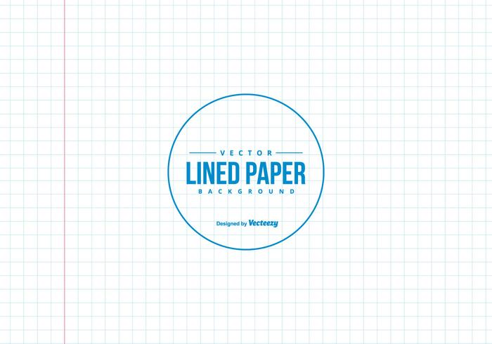 Square Lined Notebook Paper Background - Download Free Vector Art