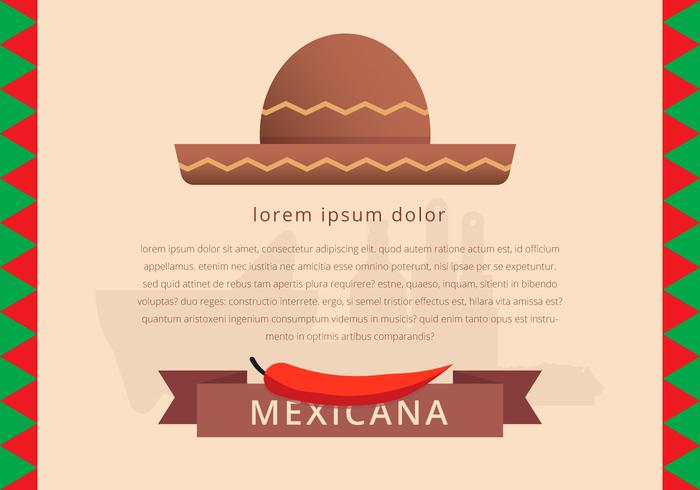 Mexican Traditional Food Menu Template Vector - Download Free Vector - free food menu template
