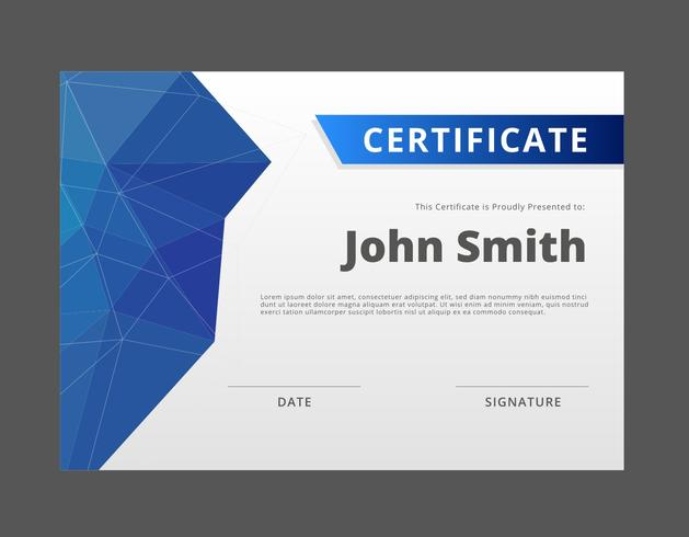 Certificate Template Free Vector Art - (24932 Free Downloads)