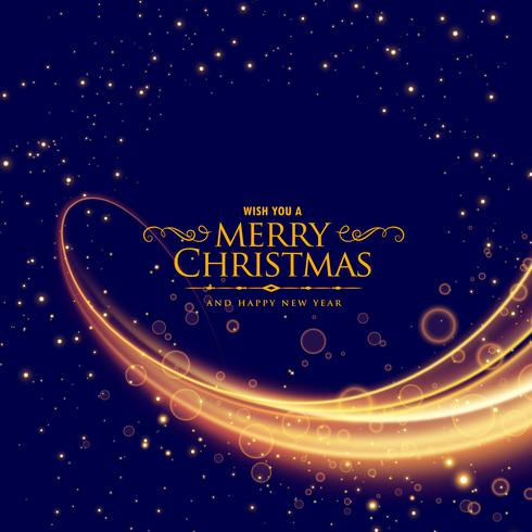 Black Silver Glitter Wallpaper Stylish Merry Christmas Background With Glowing Wave