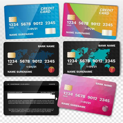 Credit Card Free Vector Art - (48870 Free Downloads)