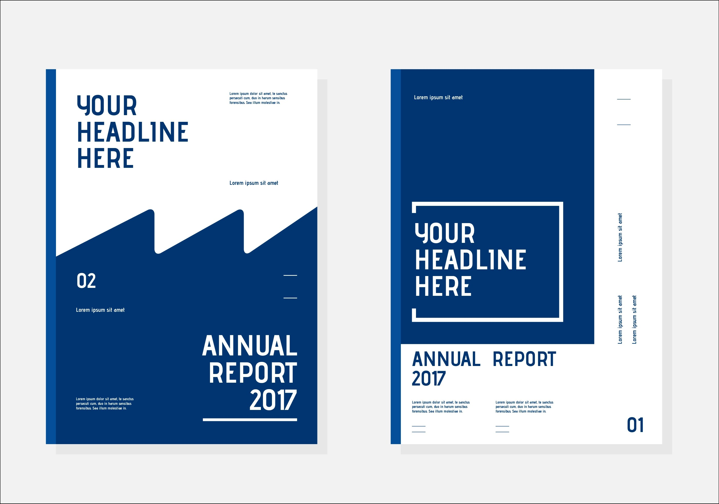 Annual Report Book Cover Download Free Vector Art Stock
