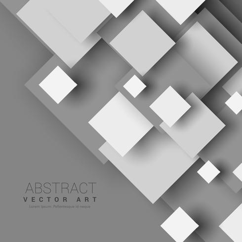 3d Modern Wallpaper Designs Abstract 3d Geometric Shapes With Shadow Effect Download