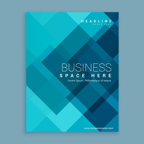 blue magazine cover template - Download Free Vector Art, Stock