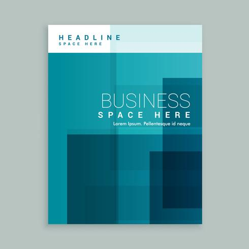 business cover page template brochure - Download Free Vector Art