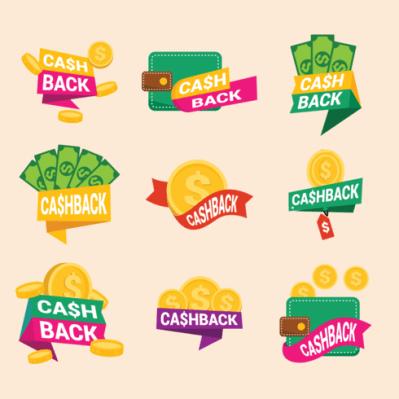 Cash Back Labels - Download Free Vector Art, Stock Graphics & Images