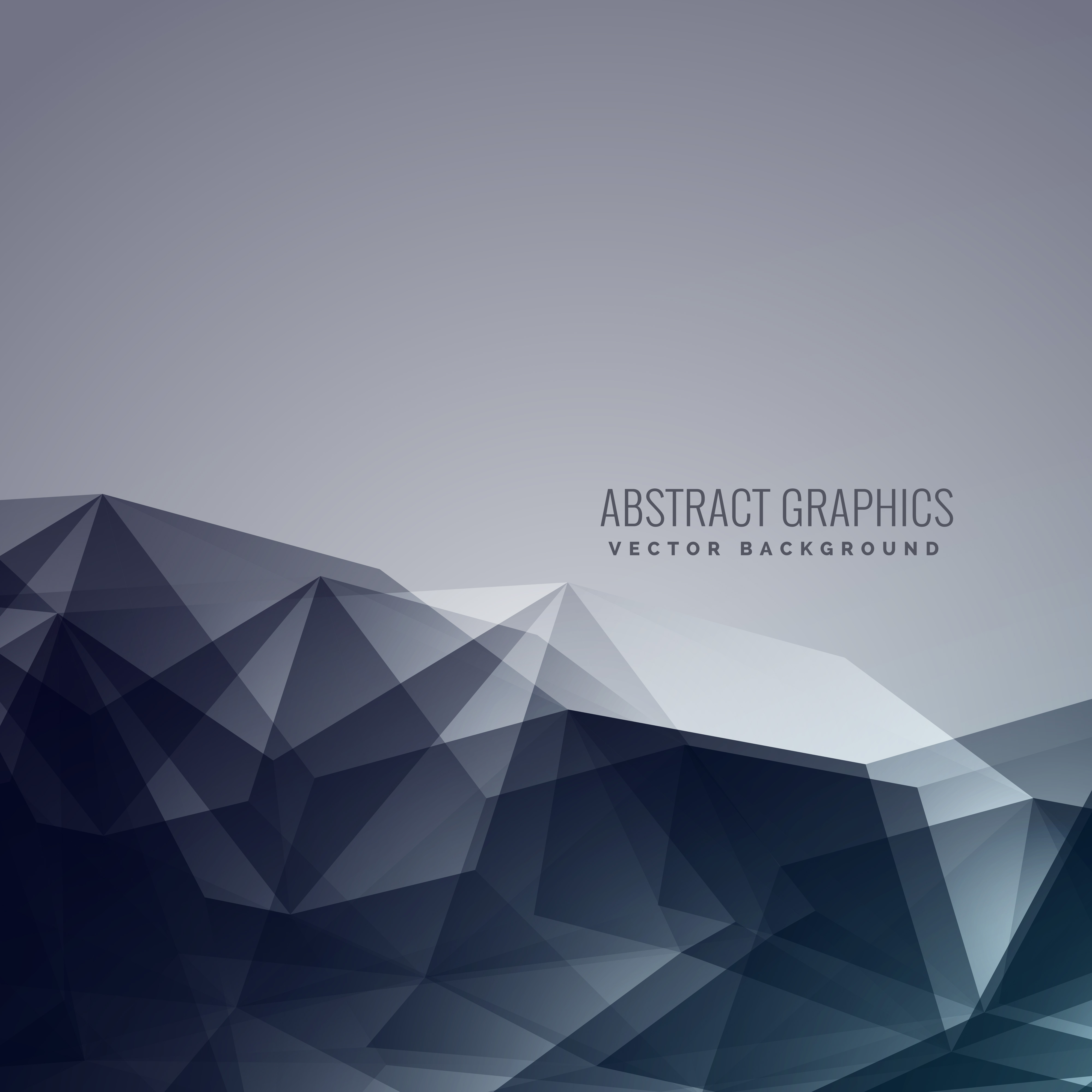 Wallpaper Black Gold 3d Abstract Low Poly Dark Background Download Free Vector
