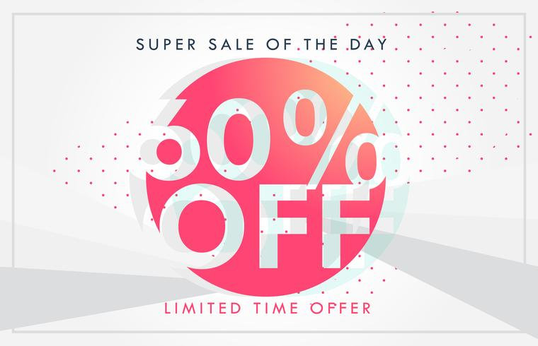 discount sale and deals banner or voucher template design - Download