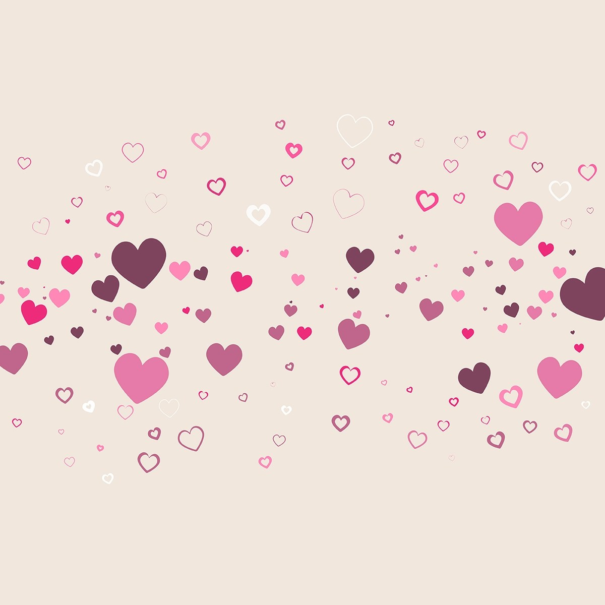 Stylish Wallpaper Heart Valentine 39;s Day Heart Background Download Free Vectors