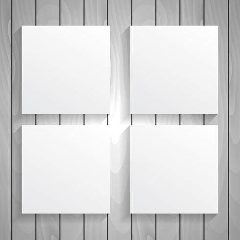 Square Blank Sheet Of Paper - Download Free Vector Art, Stock - blank sheet of paper with lines