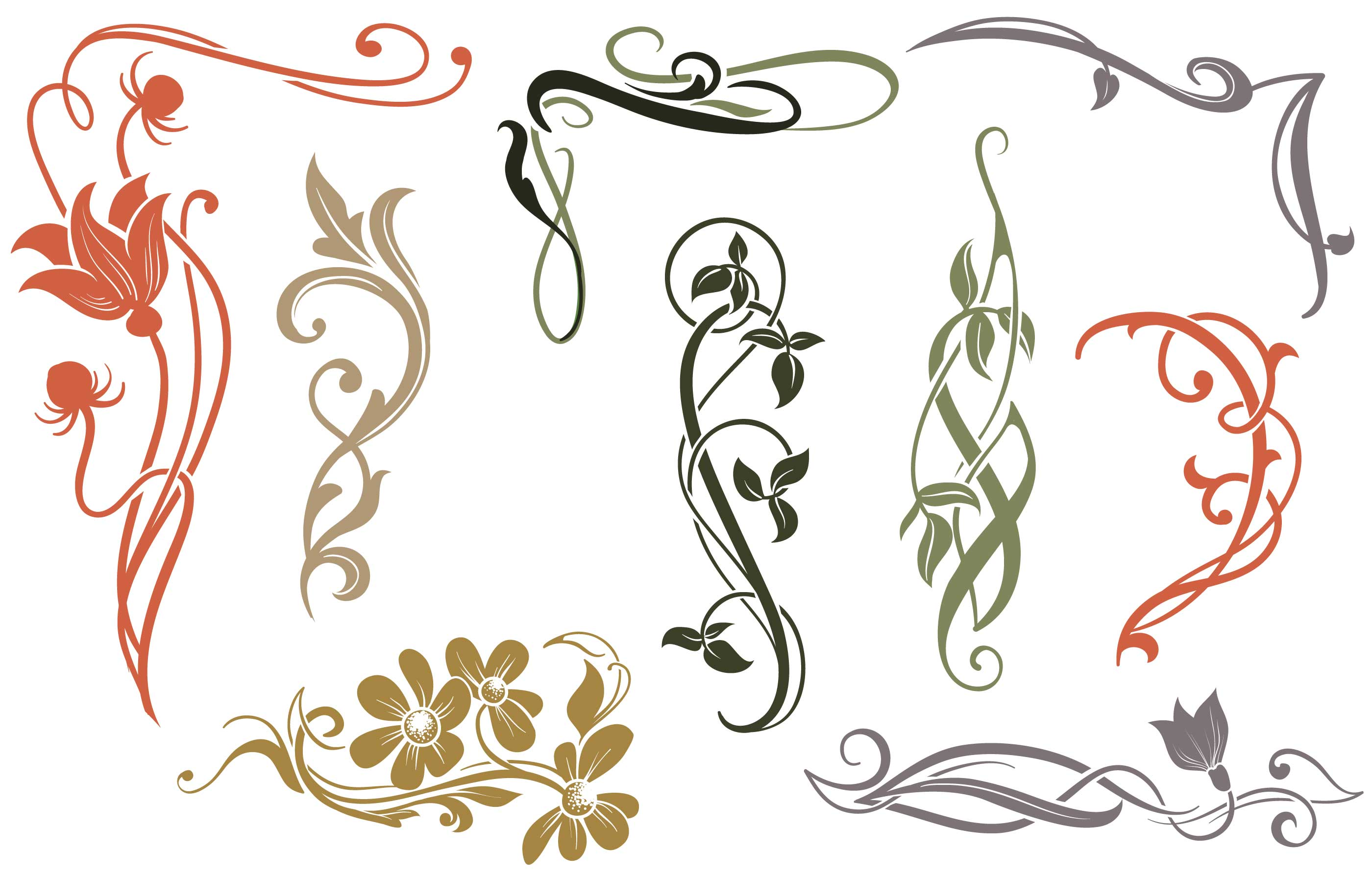 Jugendstil Kunst Art Nouveau Vectoren Download Gratis Vectorkunst En Andere