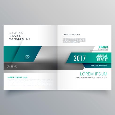 business catalog booklet cover page layout design for your brand