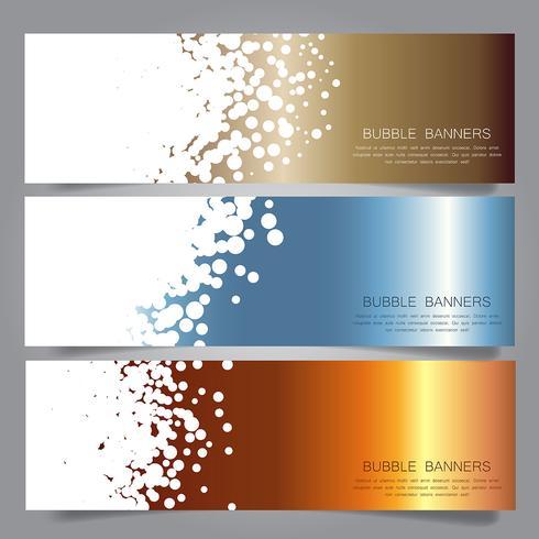 Bubble design headers - Download Free Vector Art, Stock Graphics