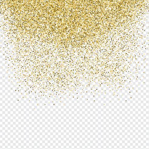 Purple Falling Circles Wallpaper Gold Confetti Background Download Free Vector Art Stock