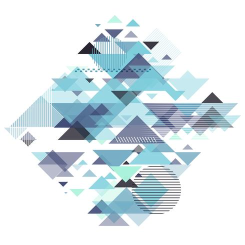 Abstract geometric design - Download Free Vector Art, Stock Graphics