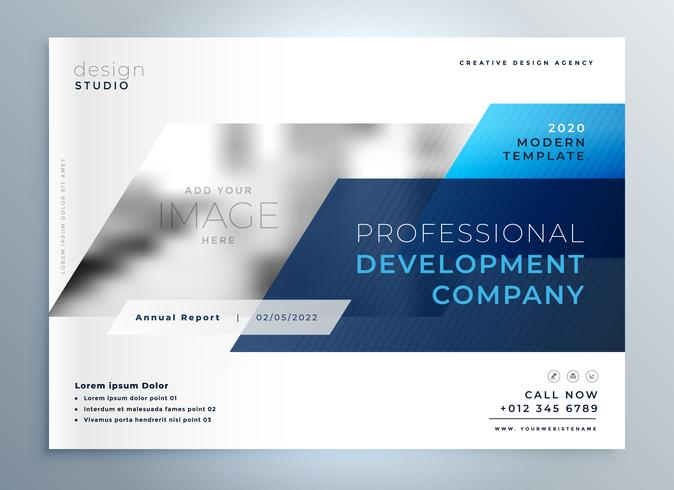 creative business flyer cover page design - Download Free Vector Art