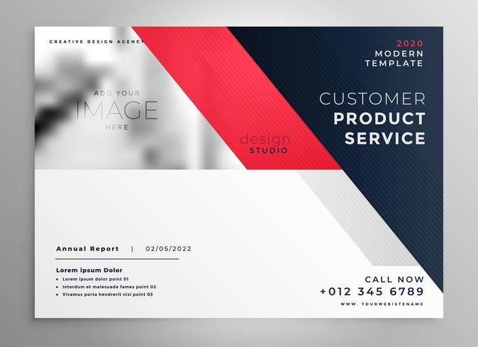 creative modern business flyer design template - Download Free