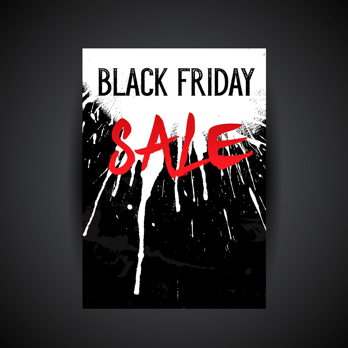 Black Frideay Black Friday Sale Background Download Free Vector Art