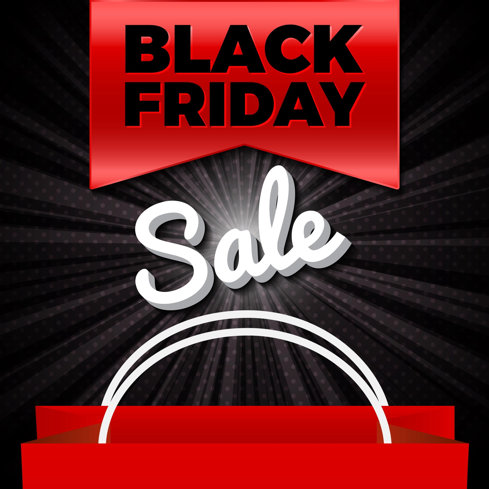Friday Sale Black Friday Sale Download Free Vector Art Stock