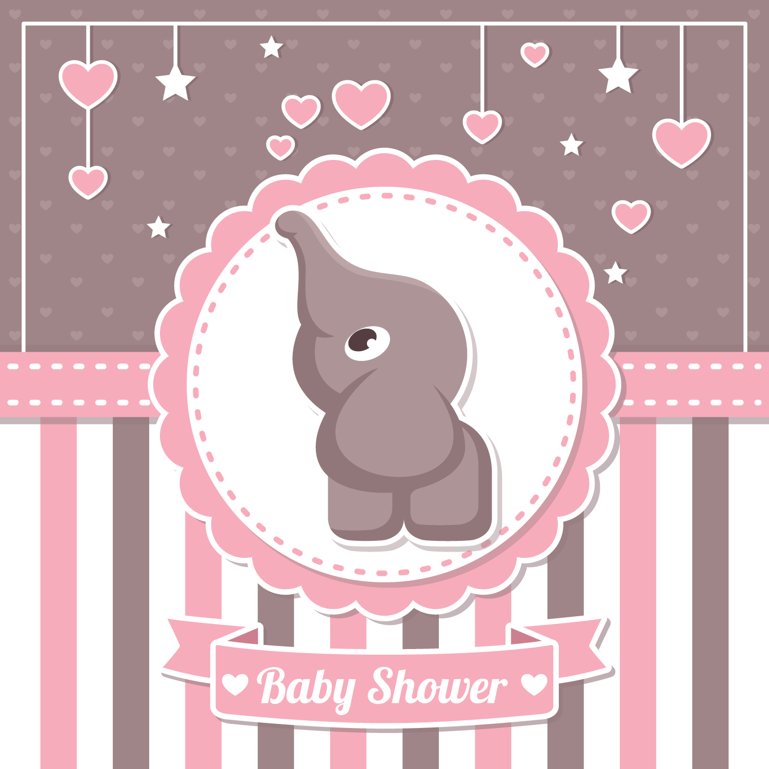 Newborn Baby Girl Wallpaper Baby Shower Backgrounds Download Free Vector Art Stock