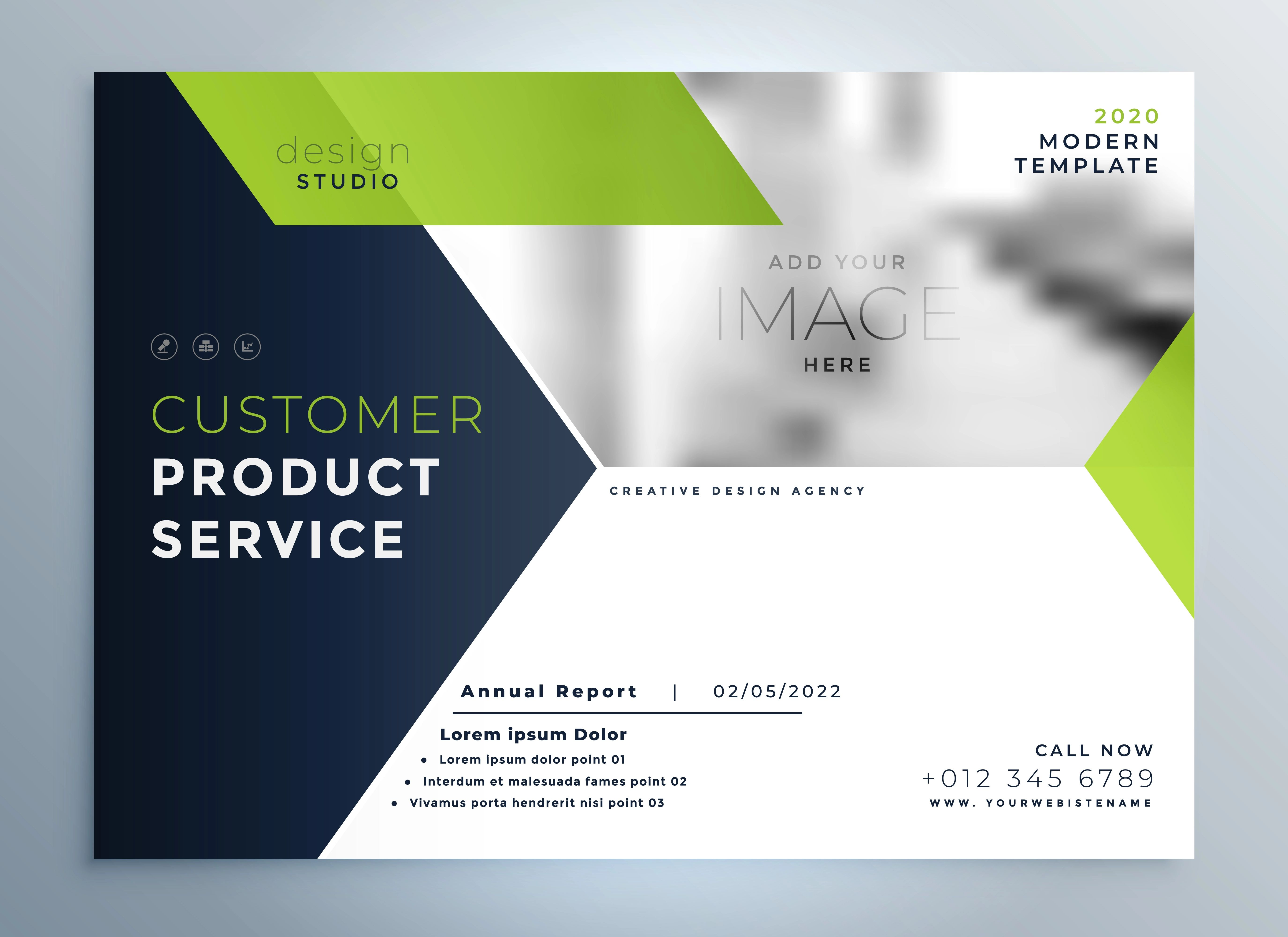 powerpoint pamphlet template